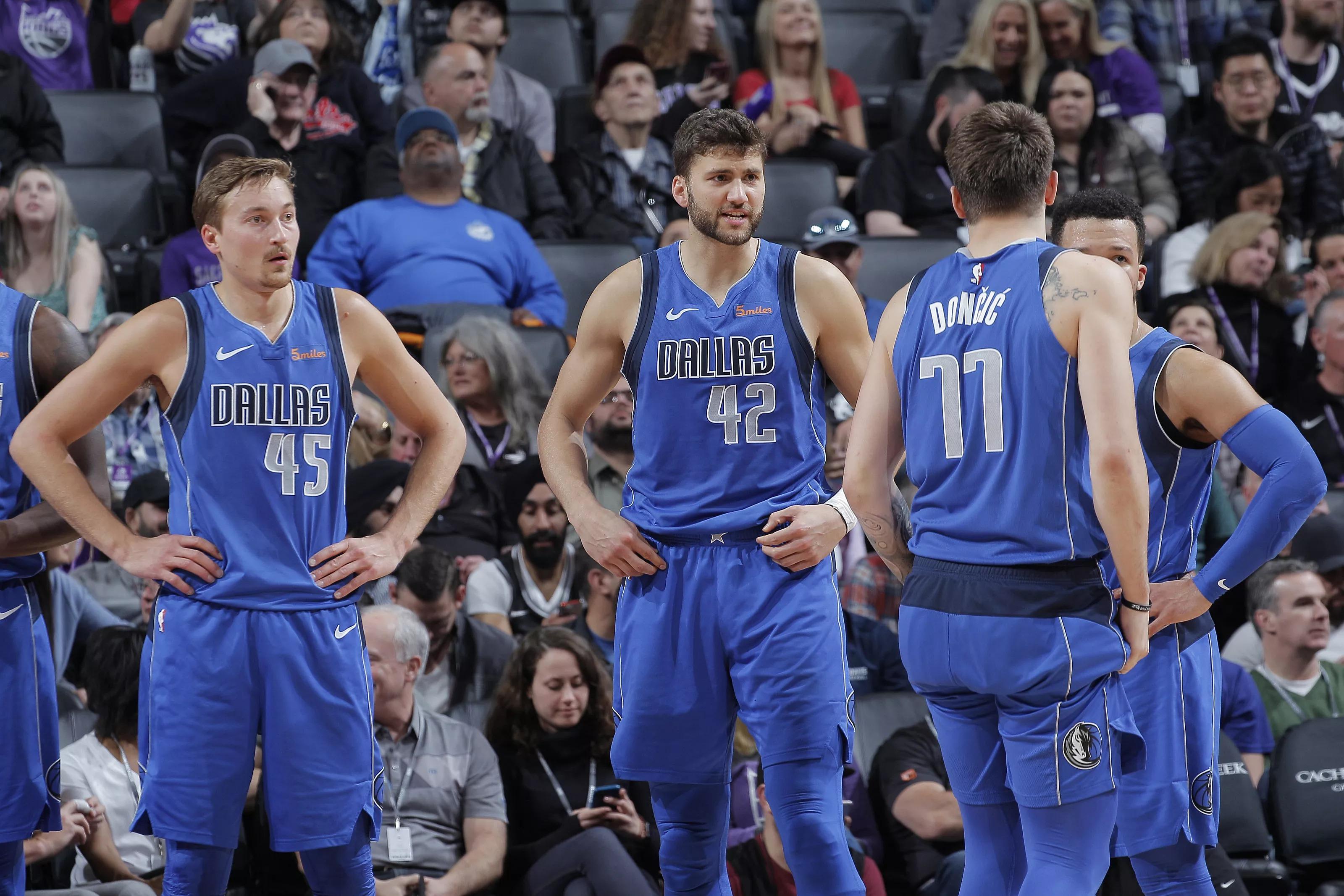 Dallas Mavericks Vs La Clippers Thedemandlist